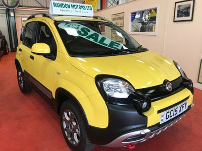 Fiat Panda Hatchback 1.3 MultiJet Cross 4x4 (s/s) 5dr