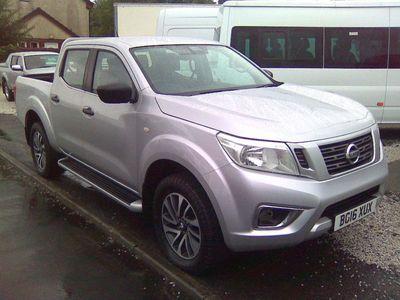 Nissan Navara Pickup 2.3 dCi Visia Double Cab Pickup 4WD EU5 4dr