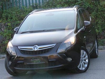 Vauxhall Zafira Tourer MPV 2.0 CDTi SE Tourer Auto 5dr
