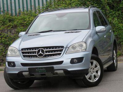 Mercedes-Benz M Class SUV 3.0 ML320 CDI SE 7G-Tronic 5dr