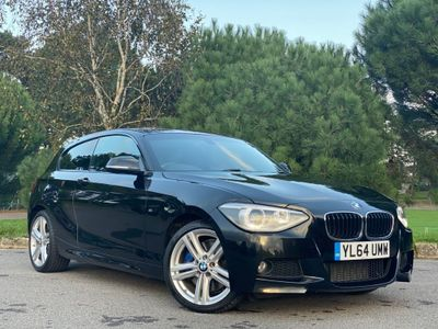 BMW 1 Series Hatchback 2.0 125i M Sport Sports Hatch (s/s) 3dr