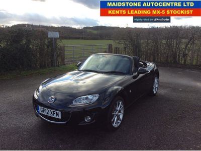 Mazda MX-5 Coupe 2.0 Sport Tech Roadster