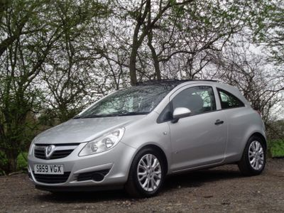 Vauxhall Corsa Hatchback 1.2 i 16v Active Plus 3dr