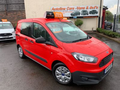 Ford Transit Courier Other 1.5 TDCi Base Kombi (s/s) 6dr