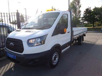 Ford Transit Dropside 2.0 350 EcoBlue Premium FWD L4 EU6 (s/s) 2dr