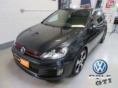 Volkswagen Golf Hatchback 2.0 TSI GTI DSG 5dr