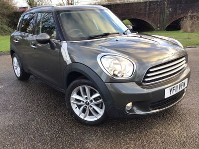MINI Countryman SUV 1.6 Cooper D (Chili) 5dr