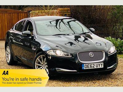 Jaguar XF Saloon 3.0 TD V6 Premium Luxury (s/s) 4dr