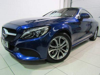 Mercedes-Benz C Class Coupe 2.1 C250d Sport (Premium Plus) G-Tronic+ (s/s) 2dr