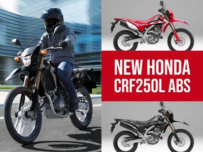 Honda CRF250L Enduro 250 ABS
