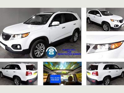 Kia Sorento SUV 2.2 CRDi KX-3 4WD 5dr (7 Seats)