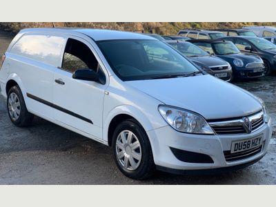 Vauxhall Astra Van Temperature Controlled 1.3 CDTi 16v Club Panel Van 3dr