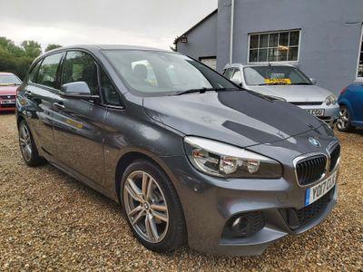 BMW 2 Series Active Tourer MPV 1.5 216d M Sport Active Tourer (s/s) 5dr
