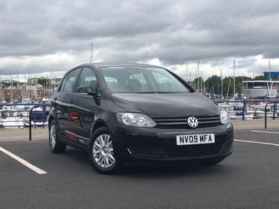 Volkswagen Golf Plus Hatchback 1.4 S 5dr