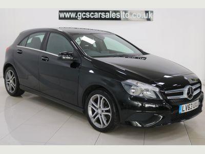 Mercedes-Benz A Class Hatchback 1.8 A200 CDI Sport 7G-DCT 5dr