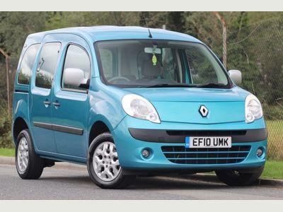 Renault Kangoo MPV 1.5 dCi I-Music 5dr