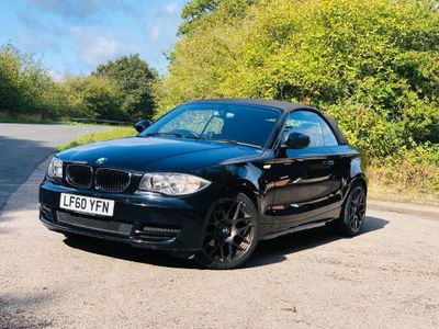 BMW 1 SERIES Convertible 2.0 118d ES 2dr