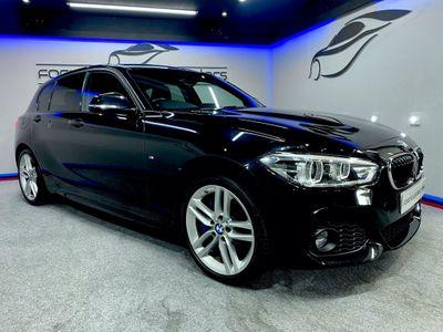 BMW 1 Series Hatchback 2.0 120i M Sport Auto (s/s) 5dr