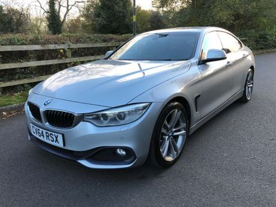 BMW 4 Series Gran Coupe Saloon 2.0 418d Sport Gran Coupe Auto (s/s) 5dr
