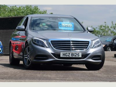 Mercedes-Benz S Class Saloon 3.0 S350 CDI BlueTEC SE Line L (Executive) 7G-Tronic Plus 4dr