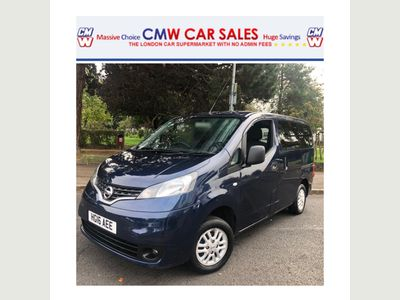 NISSAN NV200 Other 1.5 dCi Acenta 5dr (7 Seat)
