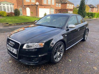 Audi RS4 Saloon 4.2 quattro 4dr
