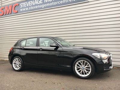 BMW 1 Series Hatchback 2.0 118d Urban Sports Hatch (s/s) 5dr