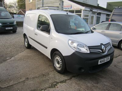 Renault Kangoo Panel Van 1.5 dCi ENERGY ML19 Business L2H1 5dr