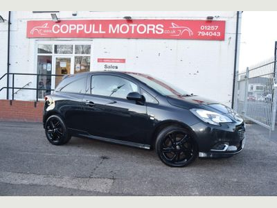 Vauxhall Corsa Hatchback 1.2i Limited Edition 3dr