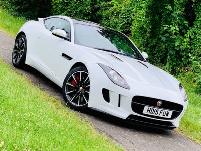 Jaguar F-Type Coupe 3.0 V6 S Quickshift 2dr