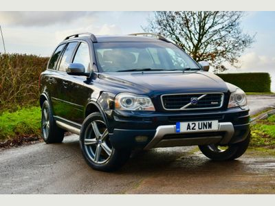 Volvo XC90 SUV 2.4 D5 R-Design Geartronic AWD 5dr