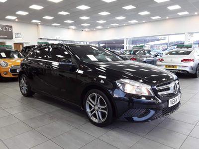 Mercedes-Benz A Class Hatchback 1.5 A180 CDI Sport 5dr