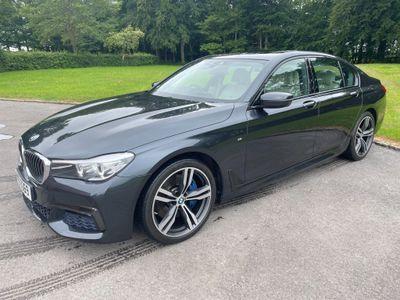 BMW 7 Series Saloon 4.4 750i V8 GPF M Sport Auto (s/s) 4dr