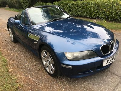 BMW Z3 Convertible 1.9 Roadster 2dr
