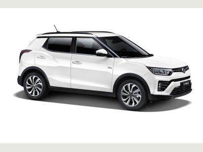 SsangYong Tivoli SUV 1.5P Ultimate Auto (s/s) 5dr