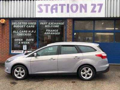 Ford Focus Estate 1.6 Ti-VCT Zetec 5dr