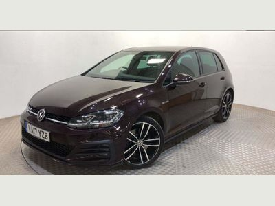 Volkswagen Golf Hatchback 2.0 TDI BlueMotion Tech GTD DSG (s/s) 5dr