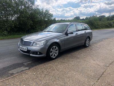 Mercedes-Benz C Class Estate 2.1 C220 CDI BlueEFFICIENCY SE G-Tronic 5dr