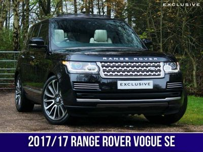 Land Rover Range Rover SUV 3.0 Petrol Supercharged Vogue SE 5dr