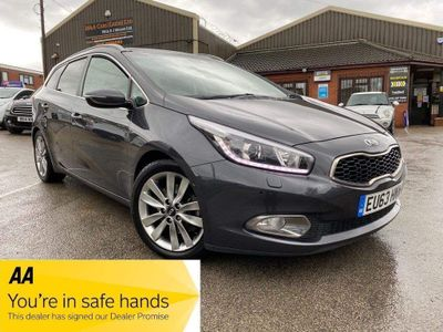 Kia Ceed Estate 1.6 CRDi 4 Tech Sportswagon 5dr