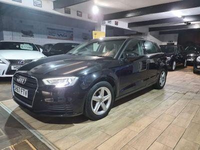 Audi A3 Hatchback 1.5 TFSI CoD SE Sportback S Tronic (s/s) 5dr