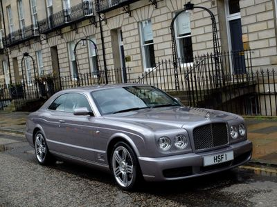 Bentley Brooklands Coupe 6.75 2dr