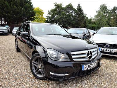 Mercedes-Benz C Class Estate 2.1 C250 CDI AMG Sport 7G-Tronic Plus 5dr