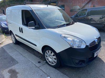 Vauxhall Combo Panel Van 1.6 CDTi 2300 16v Panel Van L1 H1 (s/s) 3dr