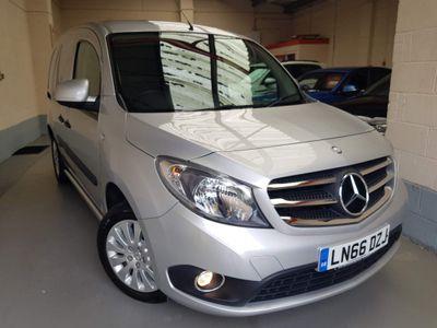 Mercedes-Benz Citan Panel Van 1.5 109 CDi Sport L2 EU5 5dr