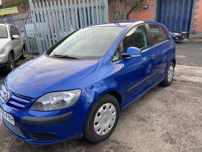 Volkswagen Golf Plus Hatchback 1.6 FSI S 5dr