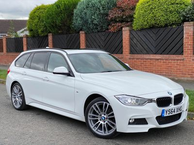 BMW 3 Series Estate 2.0 320d M Sport Touring xDrive (s/s) 5dr