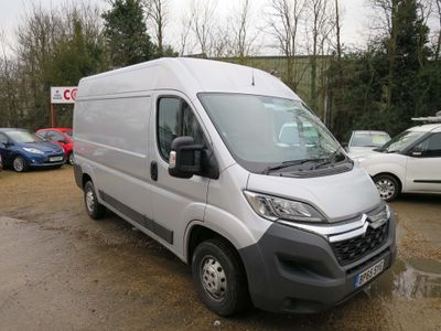 Citroen Relay Panel Van 2.2 HDi 35 Enterprise L2 H2 EU5 5dr