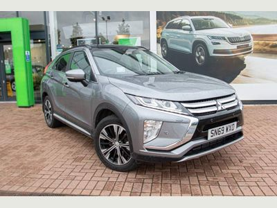 Mitsubishi Eclipse Cross SUV 1.5T Exceed CVT 4WD (s/s) 5dr