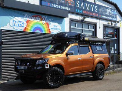 Nissan Navara Pickup D/CAB P/UP 2.3D LE AT